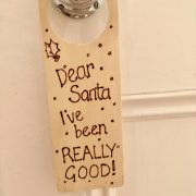 Personalised Doorhanger